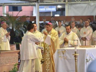 Caacupé: Obispo pide más honestidad y saneamiento de los Tribunales