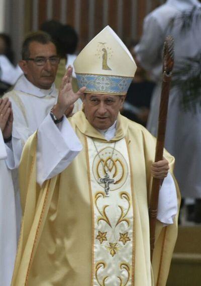 "Titular de la Corte Suprema ""toma nota"" de críticas de obispo de Caacupé"