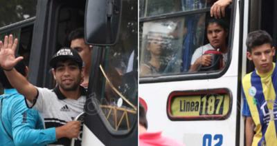 Caacupé: Uno pide el 'Tetra' y otro salvarse del descenso