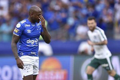 El histórico Cruzeiro cae a la segunda división