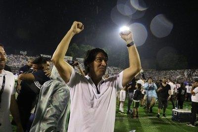 Garnero ganó su quinto título en el fútbol paraguayo