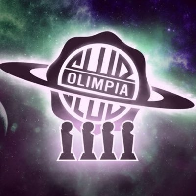 Los afiches de Olimpia campeón