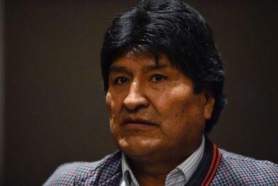 Morales dice que nuevo Gobierno boliviano pidió intervención militar israelí