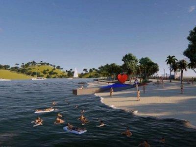 CDE se apresta para  construcción de   costanera sobre el lago Acaray
