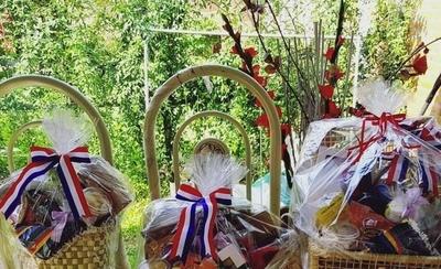 HOY / Lanzan canasta navideña con productos 100% nacionales