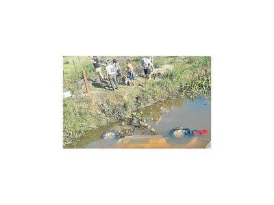 Accidente deja dos heridos en Ñeembucú