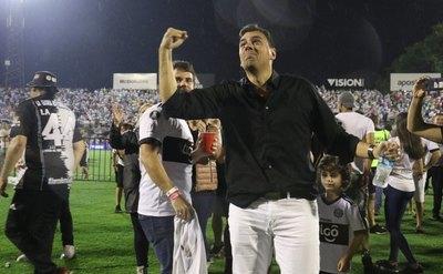 Trovato ganó 5 de 11 ligas como presidente de Olimpia