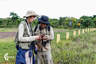 Realizan inspección para la puesta en valor del Parque Nacional Cerro Corá