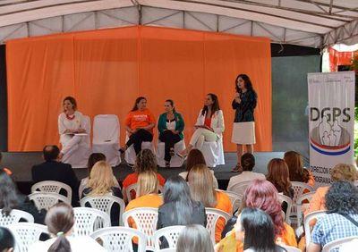 Secretaría de Género conmemoró día contra violencia hacia mujeres