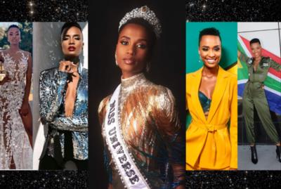 ¡Conmovedor! Las 5 frases más profundas de la Miss Universo 2019