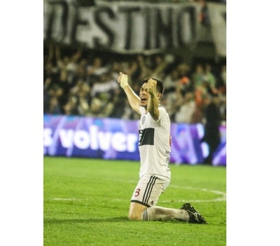 Rodrigo Rojas: 'Nuestro objetivo es la Copa, porque el único que puede apuntar a ella es Olimpia'