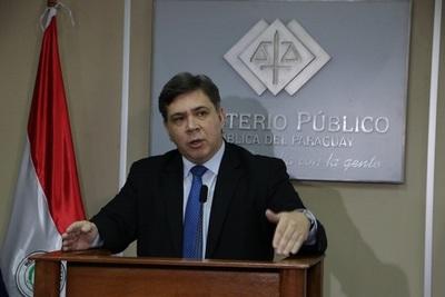 """Fiscalía acciona contra Resolución que lo emplaza en caso """"Cucho"""""""