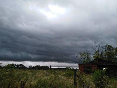 Activan alerta por tormentas para el Chaco paraguayo