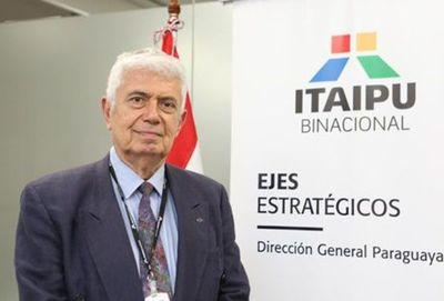 Ricardo Rodríguez Silvero, nuevo asesor de Itaipú.