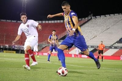 Cerro Porteño vence a Sportivo Luqueño en el Defensores del Chaco