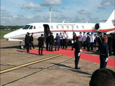 Taiwán dona moderno avión Citation para viajes presidenciales