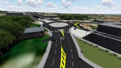 Adjudican obras para agilizar el tránsito en Tres Bocas