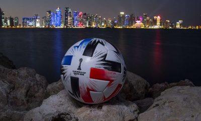 ¡Belleza! La pelota oficial del Mundial de Clubes homenajea a una icónica serie