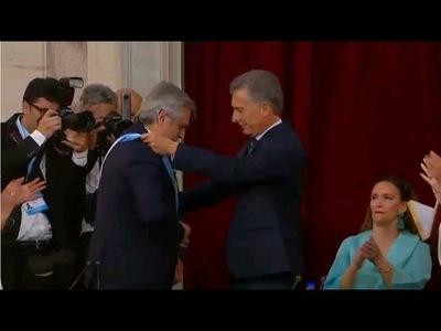 ALBERTO FERNÁNDEZ, ASUME COMO NUEVO PRESIDENTE DE ARGENTINA