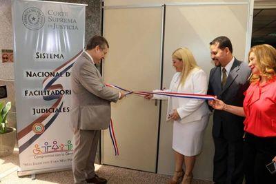 Inauguran oficina de Facilitadores para Central