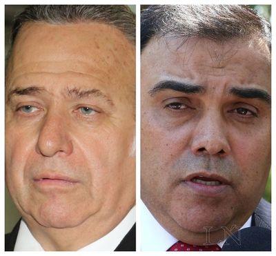 EEUU retira visa a Oscar González Daher y Javier Díaz Verón