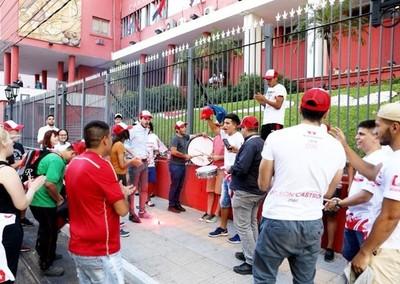 Elecciones juveniles: llegaron a la ANR las últimas notificaciones