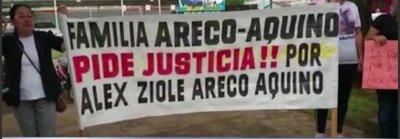 Justicia para Alex Ziole
