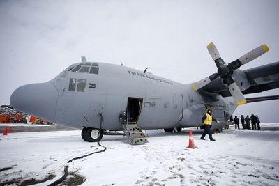 Intensa búsqueda de avión militar chileno siniestrado rumbo a la Antártida
