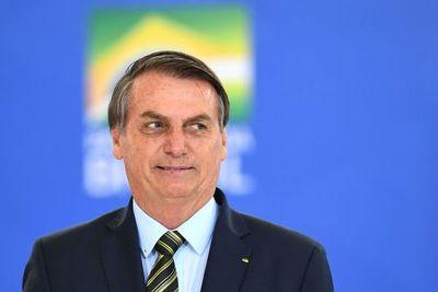 """Bolsonaro espera que a Argentina """"le vaya bien"""" con Fernández"""