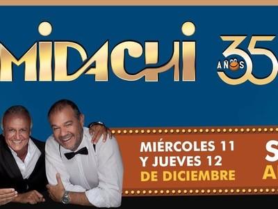 La obra teatral 'Midachi', llegó para conquistar al público paraguayo