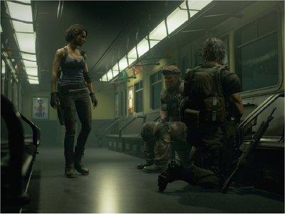 PlayStation 4 recibirá Resident Evil 3 en abril
