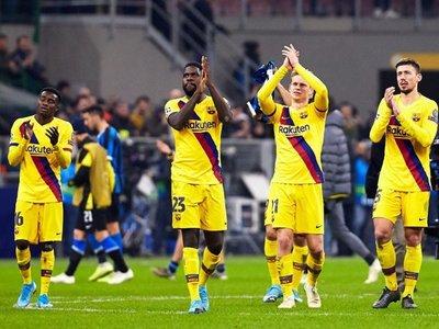 Barcelona triunfa en San Siro y elimina al Inter