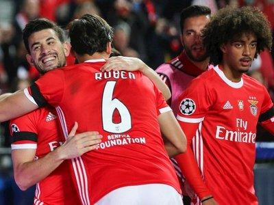 Benfica jugará Europa League tras ganar a un Zenit que se queda fuera