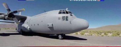 Desaparece avión con 38 personas en Chile