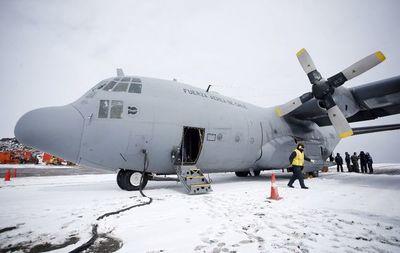 Consternación en Chile por siniestro de avión