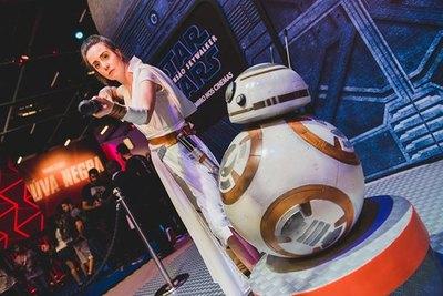 Disney Studios presentó sus próximos estrenos en la Comic Con de San Pablo