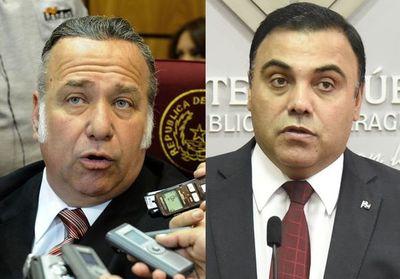 """EEUU prohíbe la entrada a González Daher y Díaz Verón por ser """"significativamente corruptos"""""""
