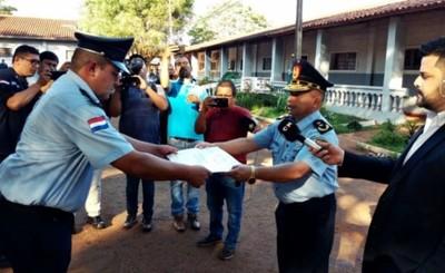 Policía que mató a motochorro recibe una condecoración