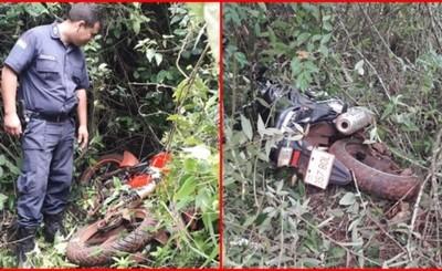 Hermanos recuperan motocicletas robadas gracias al GPS
