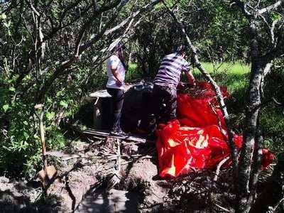 """Operativo """"Tijera"""" en el Chaco: Identifican a presuntos narcos detenidos"""