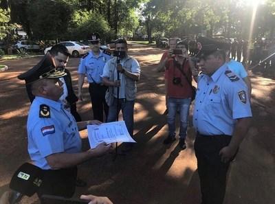 Policía imputado por matar a delincuente fue distinguido por sus superiores