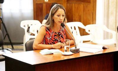 Fiscala del caso 31M renunció antes de que el JEM la destituya, según Cacavelos