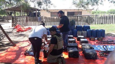 """""""Tijera"""": narcos reaccionaron y Senad debió combatir disparos"""