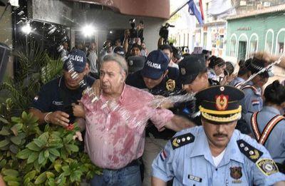 Arévalo pedirá expulsión de Óscar González Daher de la ANR