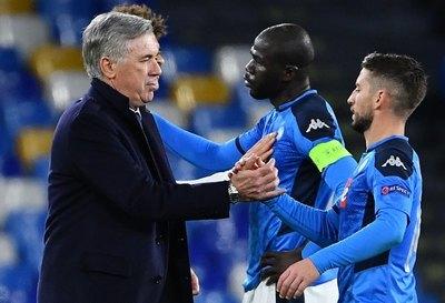 El Nápoles ya tiene al sucesor de Ancelotti