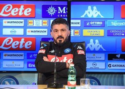 Genaro Gatusso es nuevo DT del Nápoli