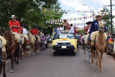 Comienza novenario en honor a Santo Tomás en Paraguarí
