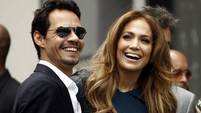 HOY / Se llevan exageradamente bien Jennifer López y Marc Anthony que llaman la atención