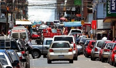 HOY / ¿Misión imposible? Plan para  mitigar infernal tráfico en la  capital, anuncia Mario