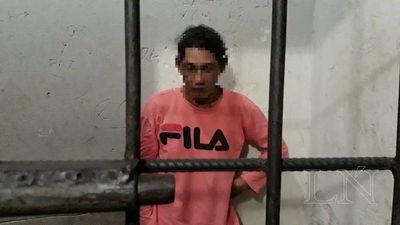 Detienen a sujeto sospechado de matar a policía en San Pedro